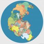 学校では教えてくれない本当に便利で役に立つ世界地図12枚