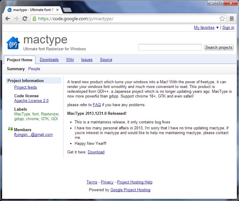 mactype-download