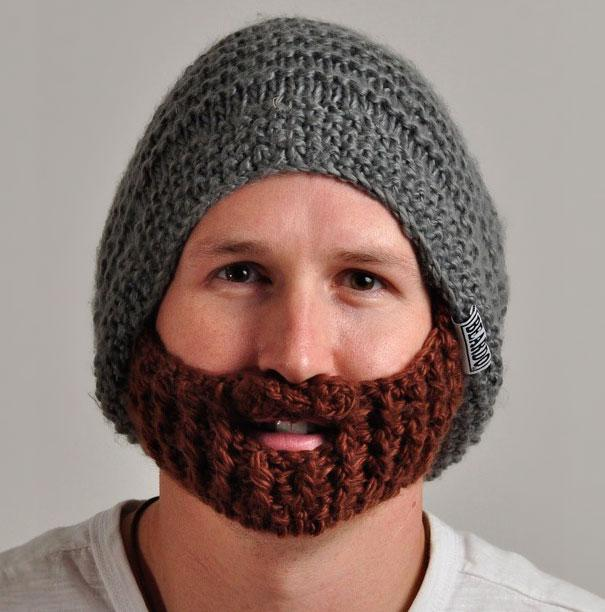 20-Knitted-Beard-Hat