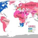 ちょっと意外な便利で役に立つ世界地図など8枚