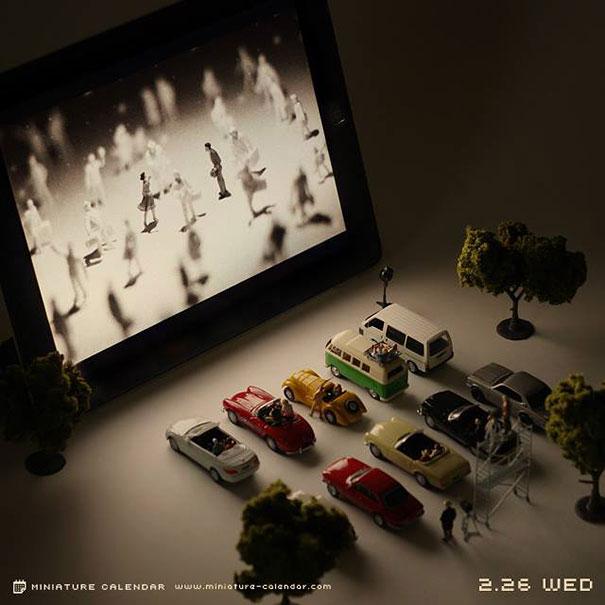 13-japanese-artist-creates-fun-miniature
