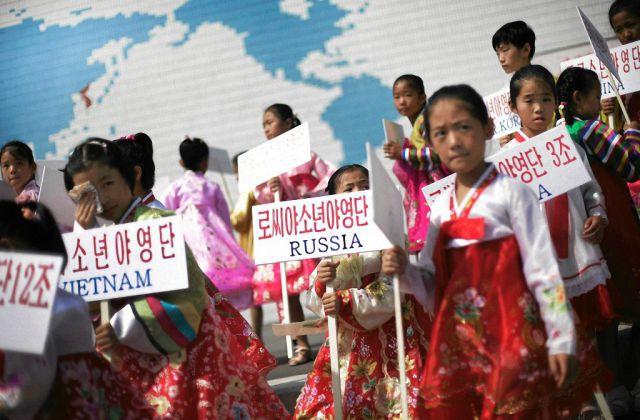 North-Korean-Summer-Camp