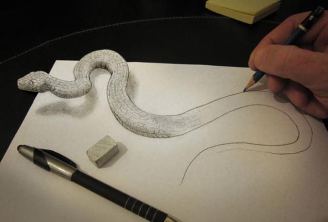 19-best-3d-pencil-drawings