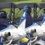 【航空自衛隊60周年行事】日本の軍事拡張計画の一部と海外で話題