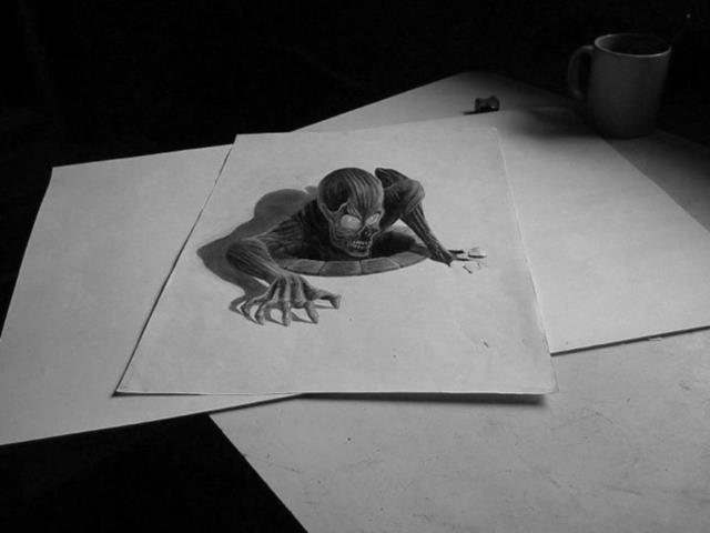 21-best-3d-pencil-drawings