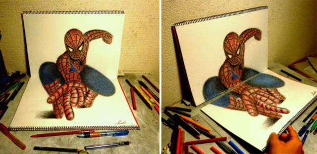 24-best-3d-pencil-drawings