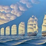 カナダ人アーティスト。ロバート・ゴンサルベス氏の錯視絵がすごいと話題