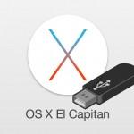 【OS X】最も簡単な El Capitan インストール USB 起動ディスク作成方法