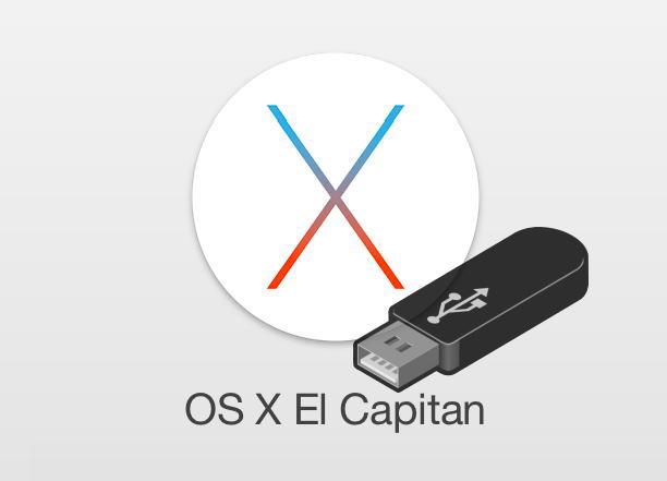 El Capitan USB