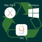 【便利】 iOS から Windows 10 と Mac OS X のファイル操作